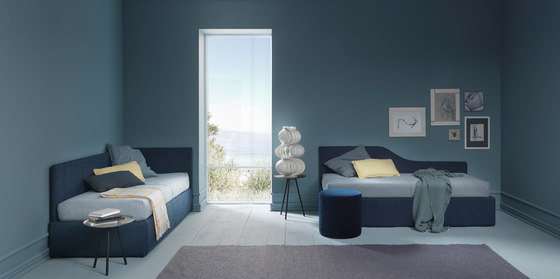 Line 04 by Bolzan Letti | Single beds
