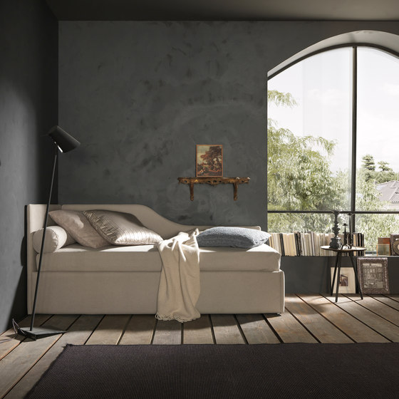 Line 08 by Bolzan Letti | Single beds
