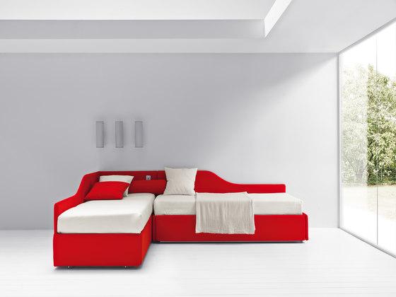 Line 08 by Bolzan Letti | Sofa beds