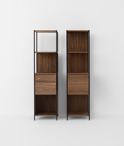 Matrix U370|369* by Pastoe | Office shelving systems
