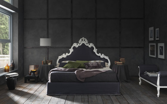Mademoiselle by Bolzan Letti | Double beds