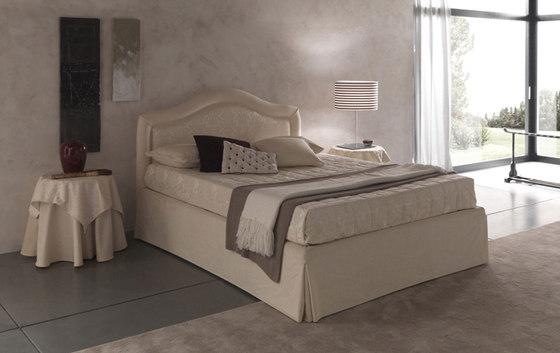 Mereta by Bolzan Letti | Double beds