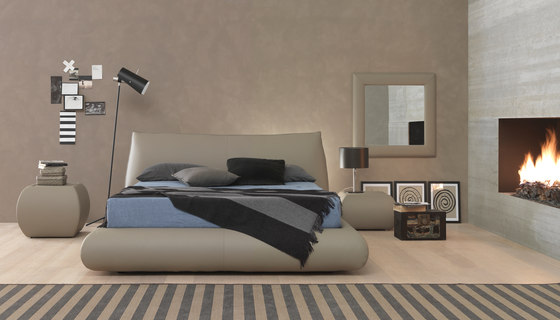 Moon by Bolzan Letti | Double beds