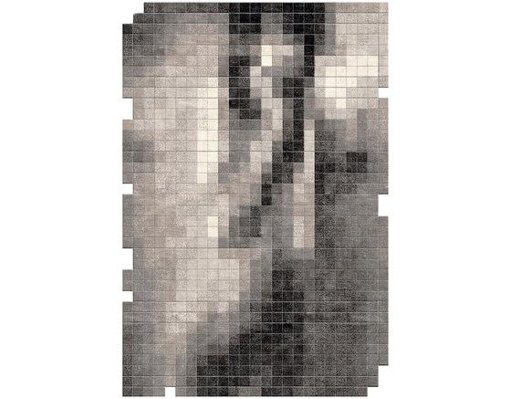 Miroir Greige di Chevalier édition | Tappeti / Tappeti d'autore
