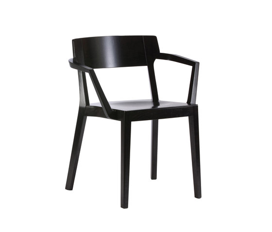 Scarlet Armchair PW by Accademia | Restaurant chairs