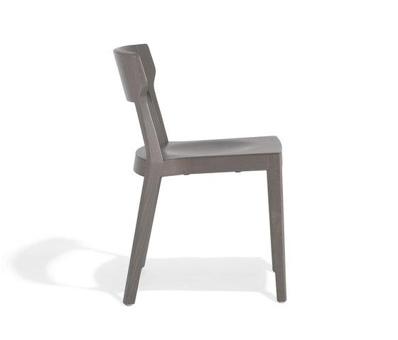 Scarlet Chair W von Accademia | Restaurantstühle