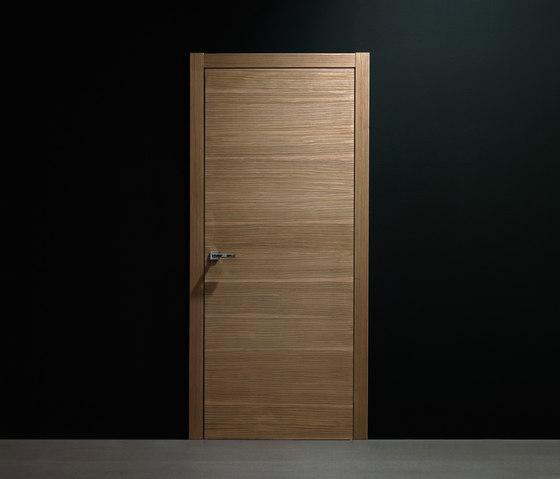 Planar Scultura by TRE-P & TRE-Più | Internal doors