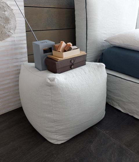 Pouff cube di bolzan letti prodotto - Pouf camera da letto ...