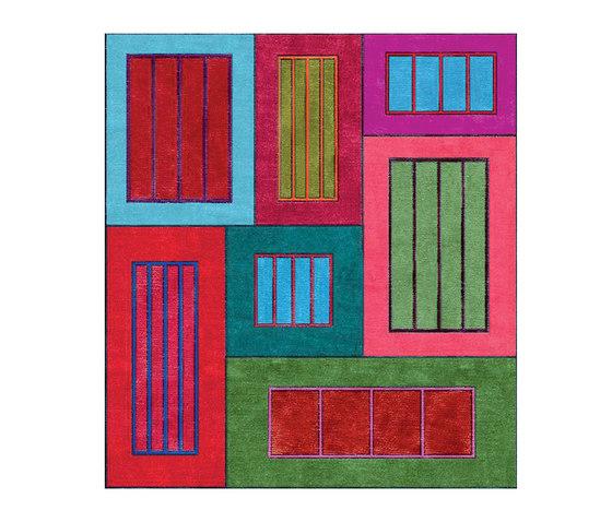 Prison 1 de Chevalier édition | Tapis / Tapis design