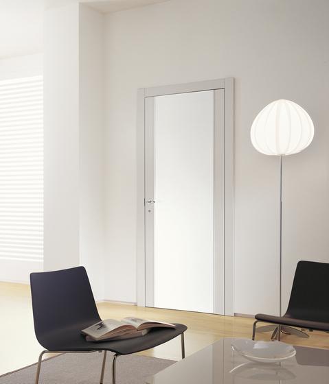 Radarnuova Tutto Vetro by TRE-P & TRE-Più | Internal doors