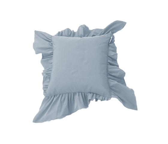 Brigitte cushion polvere by Poemo Design   Cushions