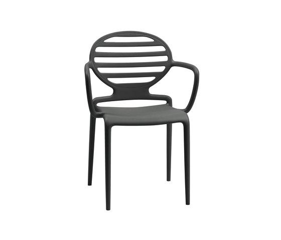 Cokka di Scab Design | Sedie ristorante