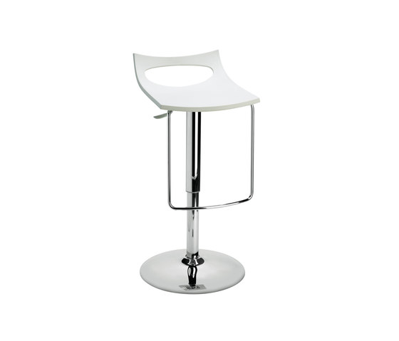 Diavoletto U by Scab Design | Bar stools
