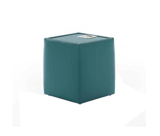 Pouff Ares by Bolzan Letti   Night stands