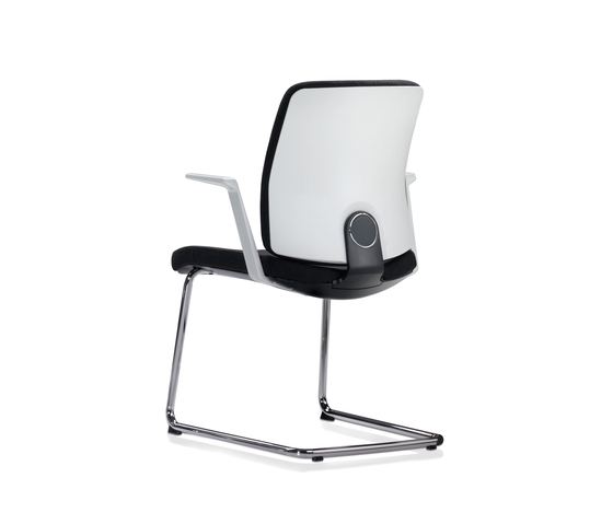 LAMIGA Cantilever chair by König+Neurath | Visitors chairs / Side chairs