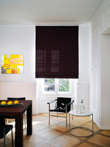 Sistema Raff Silent Gliss 2330 by Silent Gliss | Roman/austrian/festoon blinds