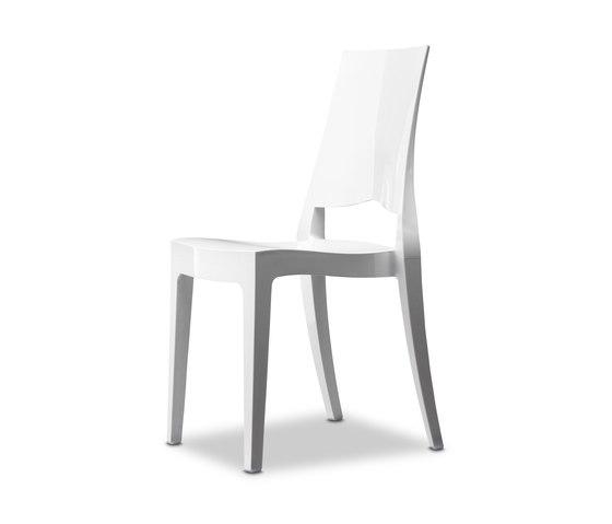 Glenda di Scab Design | Sedie ristorante
