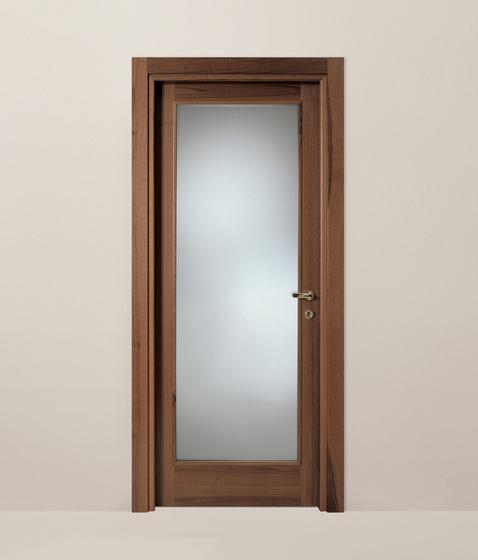 Sintonia Gran Vetro (0) by TRE-P & TRE-Più | Internal doors