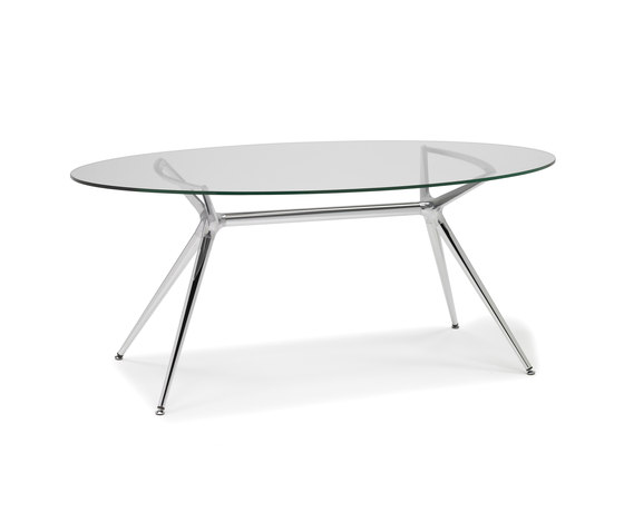 Metropolis 180x100 by Scab Design | Dining tables
