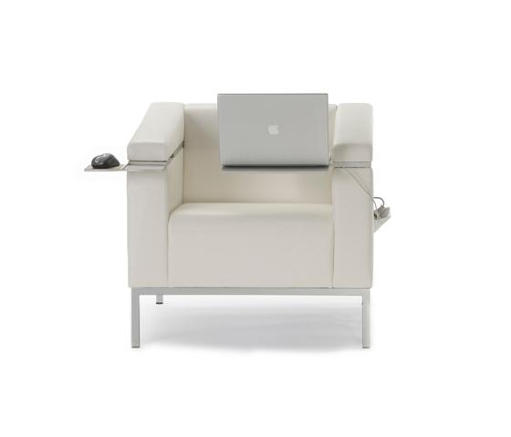 P@d von Rossin | Lounge-Arbeits-Sitzmöbel