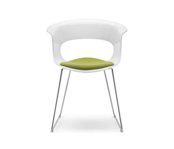 Miss B Antishock by Scab Design | Restaurant chairs