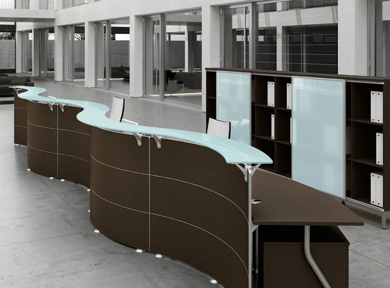 DV701-Abako by DVO | Reception desks