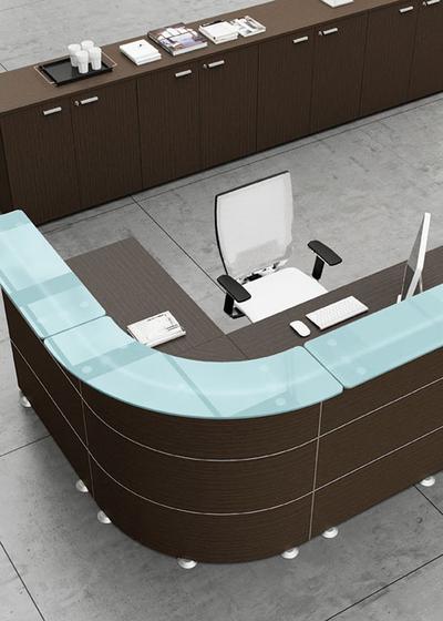 DV701-Abako by DVO | Reception desks