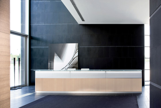 DV702-LED 1 by DVO | Reception desks