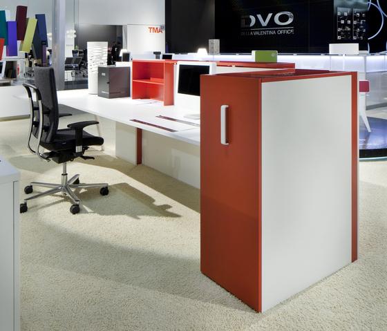 DV703-Qubo by DVO | Reception desks