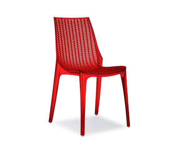 Tricot Chair by Scab Design | Restaurant chairs