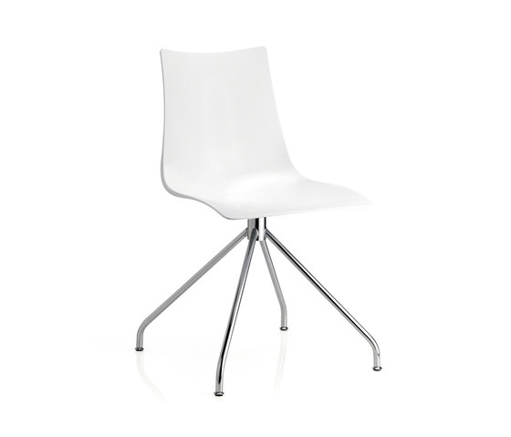 Zebra Antishock by Scab Design | Restaurant chairs