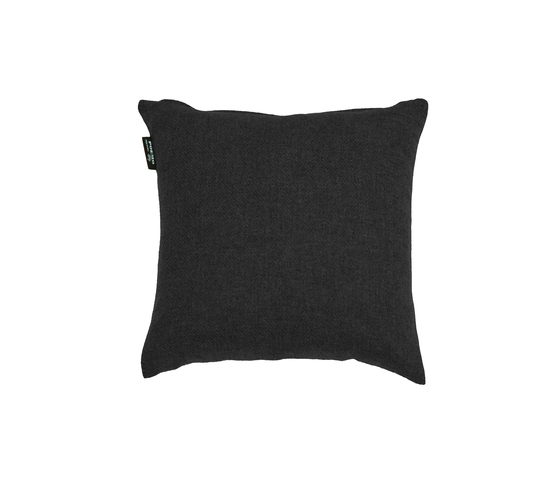 Dufy cushion antracite by Poemo Design | Cushions