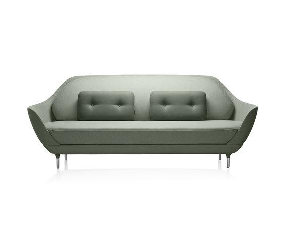 FAVN™ Sofa sage green von Fritz Hansen | Loungesofas