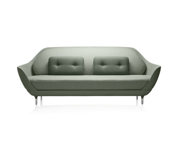 FAVN™ Sofa sage green de Fritz Hansen | Sofás lounge