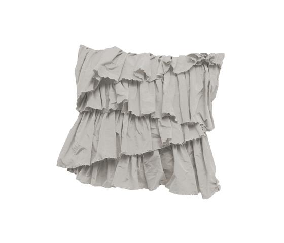 Edith cushion argilla by Poemo Design   Cushions