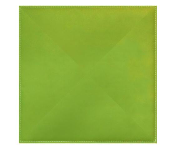 BuzziSkin 3D Tile Square-1 de BuzziSpace | Paneles de pared