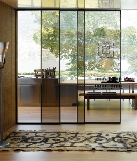 Pavilion Minimal by TRE-P & TRE-Più   Internal doors