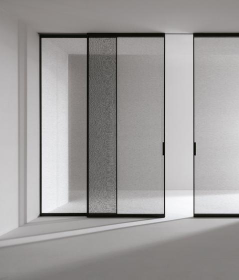 Pavilion Minimal i Tessuti von TRE-P & TRE-Più | Innentüren