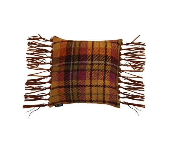 Fringe cushion by Poemo Design | Cushions