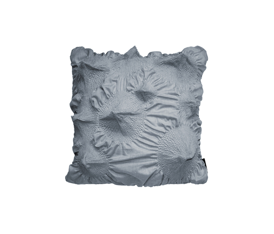 Gorgonia cushion antracite by Poemo Design | Cushions
