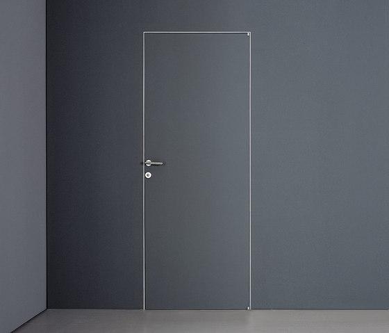 Planus quattro by TRE-P & TRE-Più | Internal doors