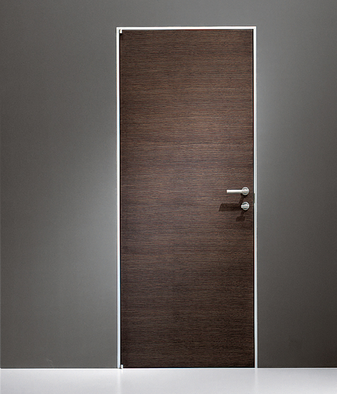 Planus wood by TRE-P & TRE-Più | Internal doors