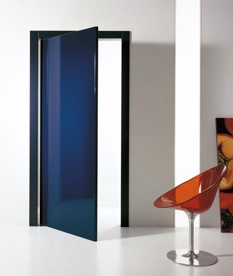 Rever automatic door by TRE-P & TRE-Più | Internal doors