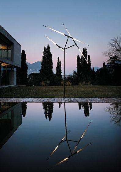 Javelot Macro de LUCEPLAN | Luminaires pour zones piétonnes