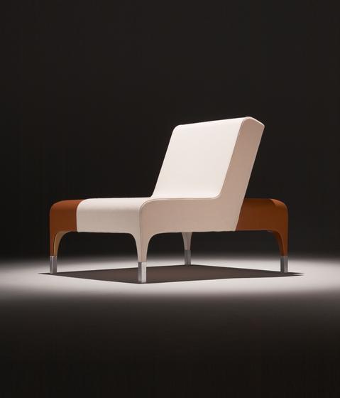 LIB 1L-1R-2RL by MOHDO | Modular seating elements