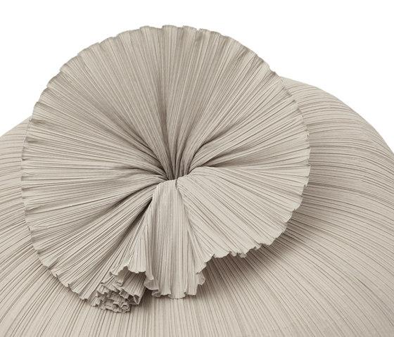 Plisse' pouff von Poemo Design | Poufs / Polsterhocker