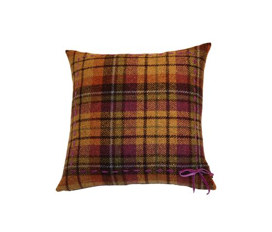 Stitch cushion by Poemo Design | Cushions