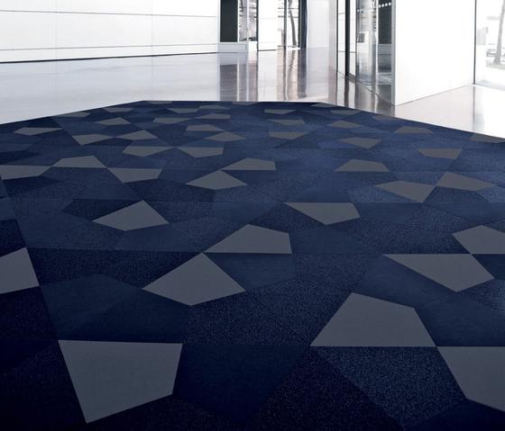 FreeSCALE Crystal CB95-CB70 by Vorwerk | Carpet tiles