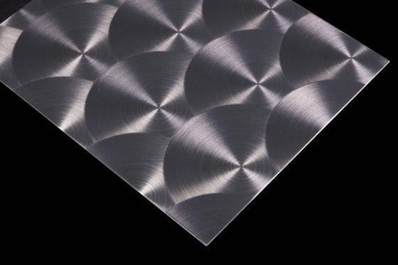 Aluminium | 280 | Peacock Butterfly by Inox Schleiftechnik | Metal sheets