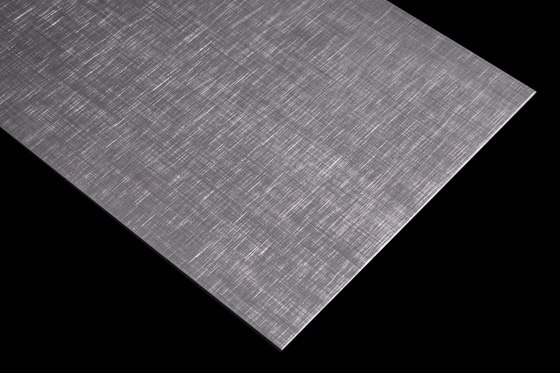 Aluminium | 360 | Cross-hatch grinding rough by Inox Schleiftechnik | Metal sheets